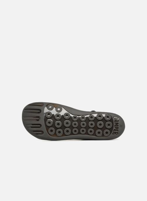 Sneakers Camper Peu Cami K400120 Nero immagine dall'alto
