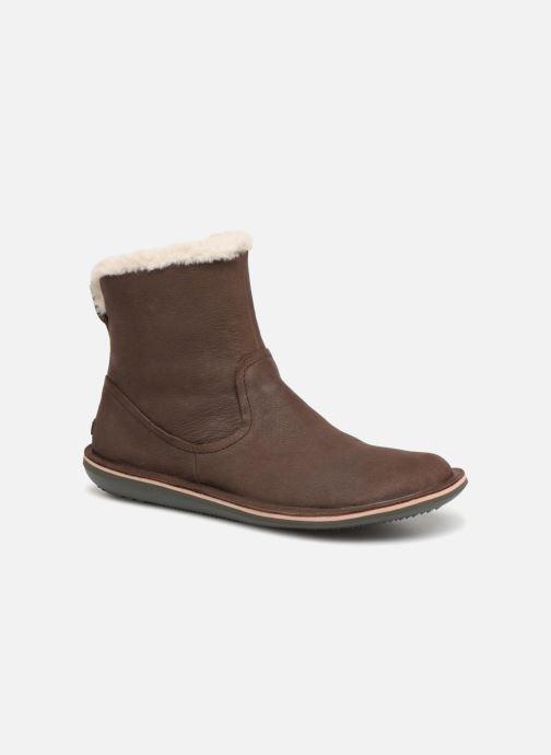 Boots en enkellaarsjes Camper Beetle K400292 Bruin detail