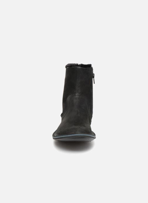 Bottines et boots Camper Beetle K400292 Noir vue portées chaussures