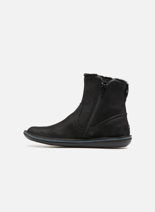 Boots en enkellaarsjes Camper Beetle K400292 Zwart voorkant