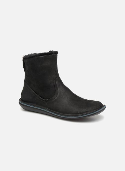 Bottines et boots Camper Beetle K400292 Noir vue détail/paire