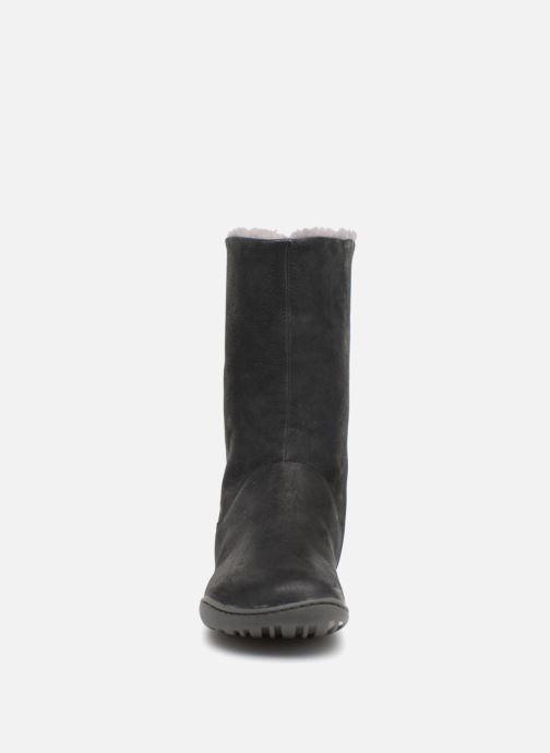 Bottes Camper Peu Cami K400295 Noir vue portées chaussures