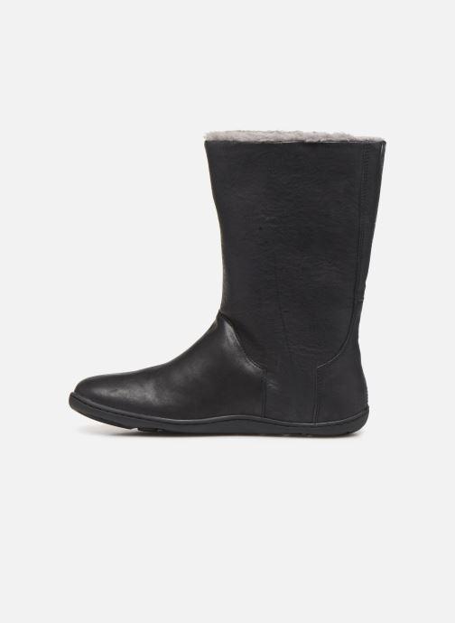 Stiefel Camper Peu Cami K400295 schwarz ansicht von vorne