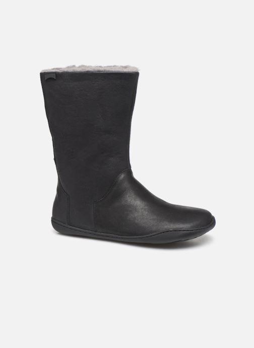 Støvler & gummistøvler Camper Peu Cami K400295 Sort detaljeret billede af skoene