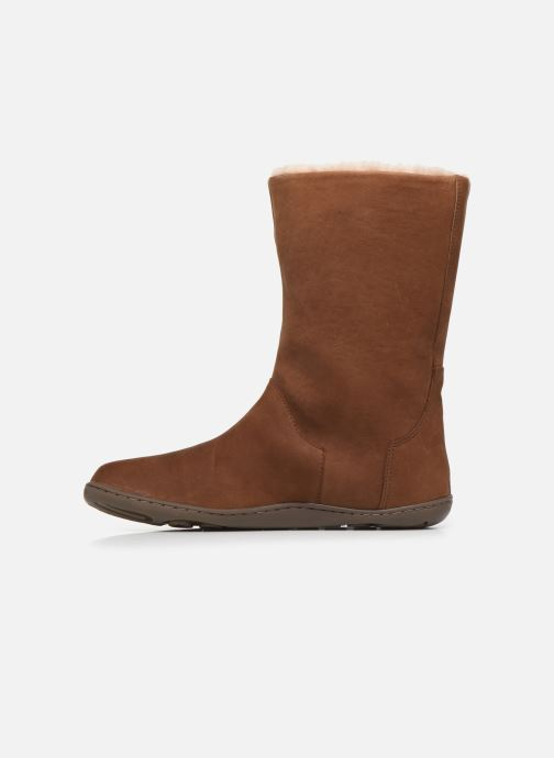 Boots & wellies Camper Peu Cami K400295 Brown front view