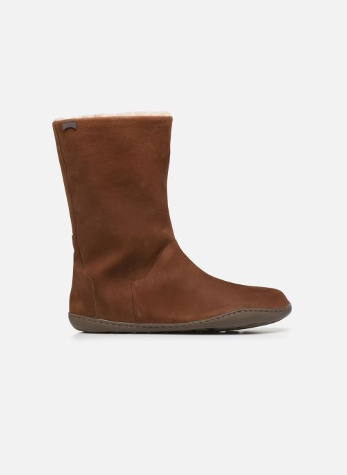 Boots & wellies Camper Peu Cami K400295 Brown back view