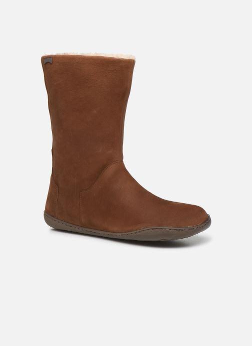 Stiefeletten & Boots Camper Peu Cami K400295 braun detaillierte ansicht/modell