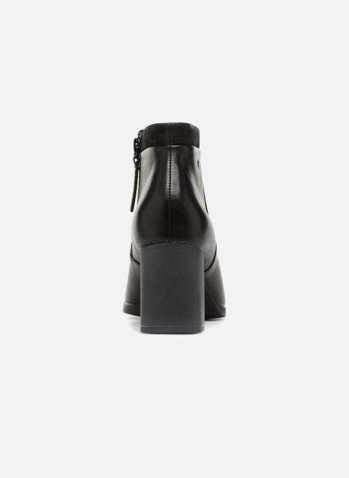 Botines  Camper Kara K400310 Negro vista lateral derecha