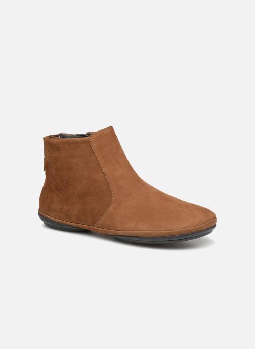 Boots en enkellaarsjes Camper Right Nina K400313 Bruin detail