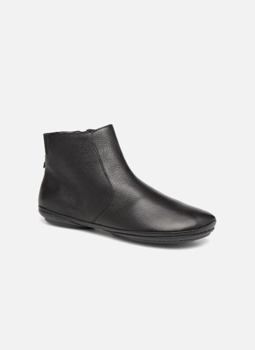 Boots en enkellaarsjes Camper Right Nina K400313 Zwart detail