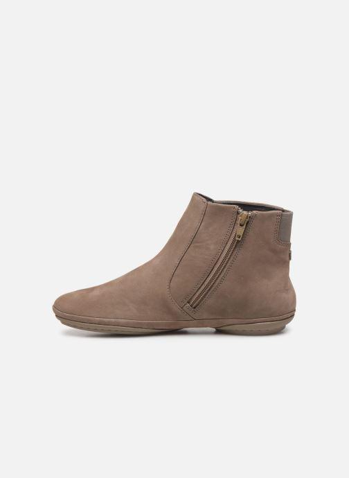 Bottines et boots Camper Right Nina K400313 Gris vue face