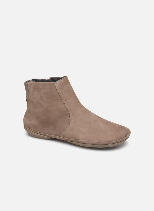 Bottines et boots Camper Right Nina K400313 Gris vue détail/paire