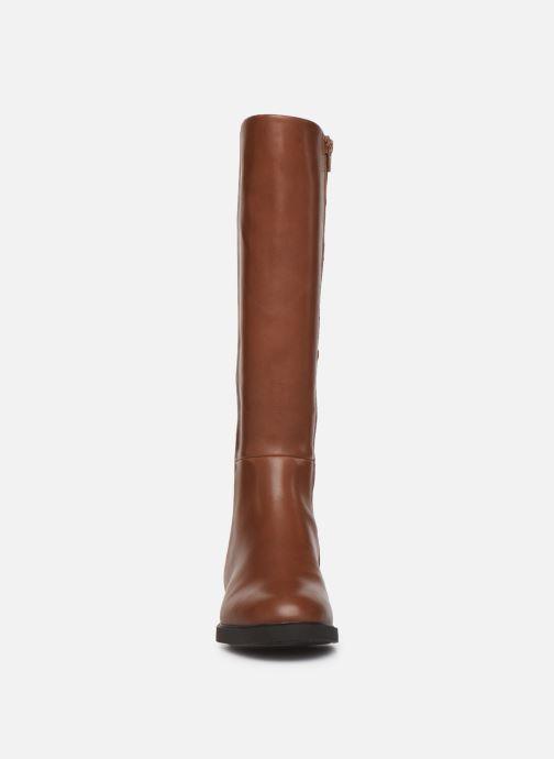 Bottes Camper Iman K400302 Marron vue portées chaussures