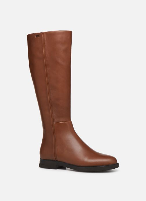 Boots & wellies Camper Iman K400302 Brown detailed view/ Pair view