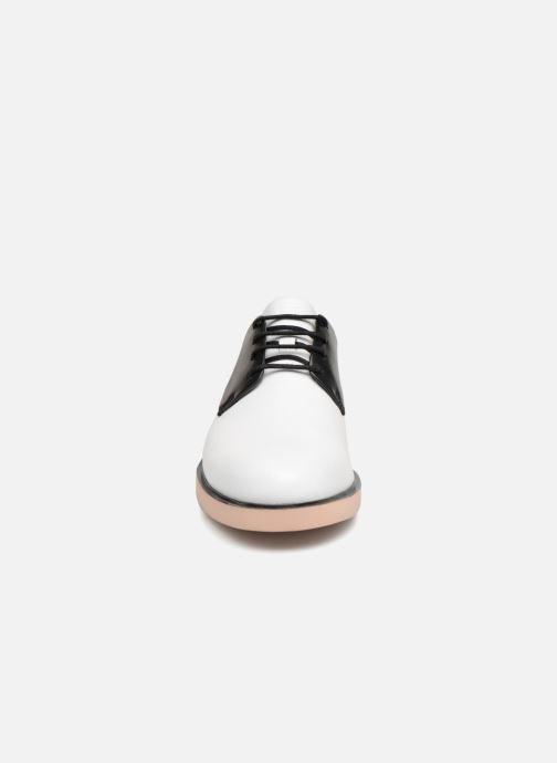 blanc Camper Sarenza K200746 Tws 329588 Chaussures À Lacets Chez qHHEg7r