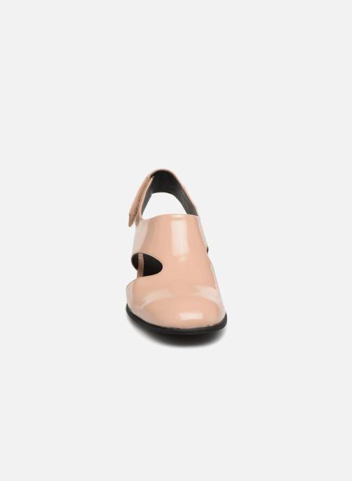 High heels Camper Tws K200722 Beige model view