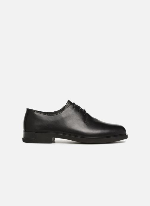 Chaussures à lacets Camper Iman K200685 Noir vue derrière