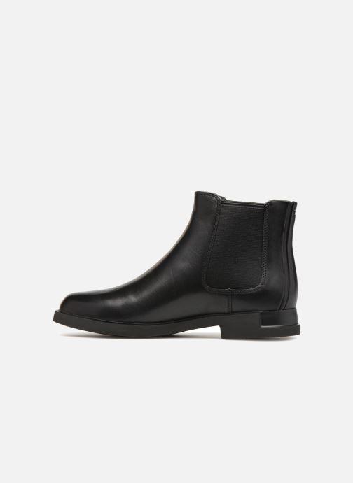 Boots en enkellaarsjes Camper Iman K400299 Zwart voorkant