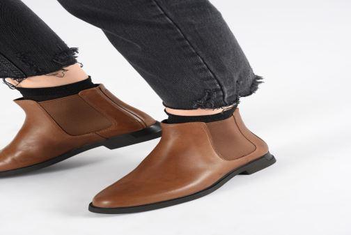 Stiefeletten & Boots Camper Iman K400299 braun ansicht von unten / tasche getragen
