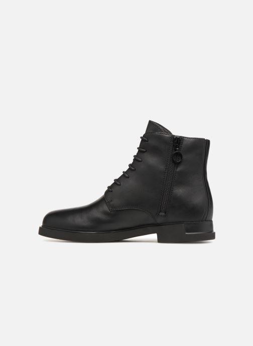 Boots en enkellaarsjes Camper Iman K400342 Zwart voorkant