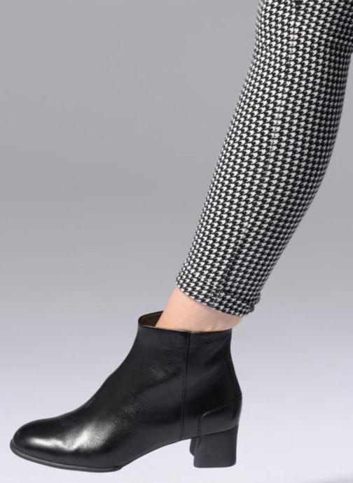 Bottines et boots Camper Katie K400311 Noir vue bas / vue portée sac
