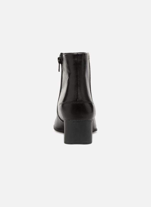 Bottines et boots Camper Katie K400311 Noir vue droite