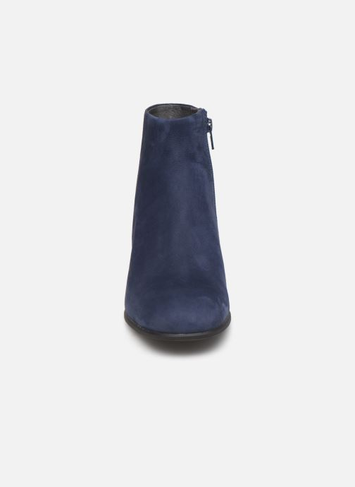Ankle boots Camper Katie K400311 Blue model view