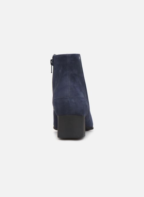 Ankle boots Camper Katie K400311 Blue view from the right