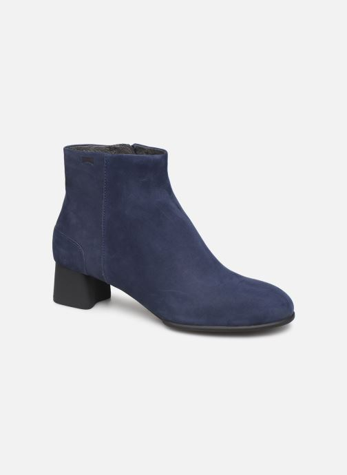 Ankle boots Camper Katie K400311 Blue detailed view/ Pair view