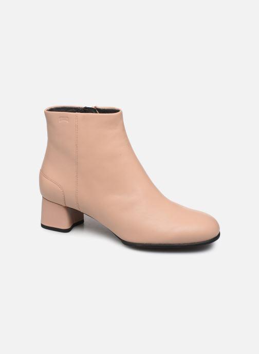 Bottines et boots Camper Katie K400311 Beige vue détail/paire