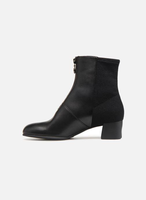 Bottines et boots Camper Katie K400312 Noir vue face