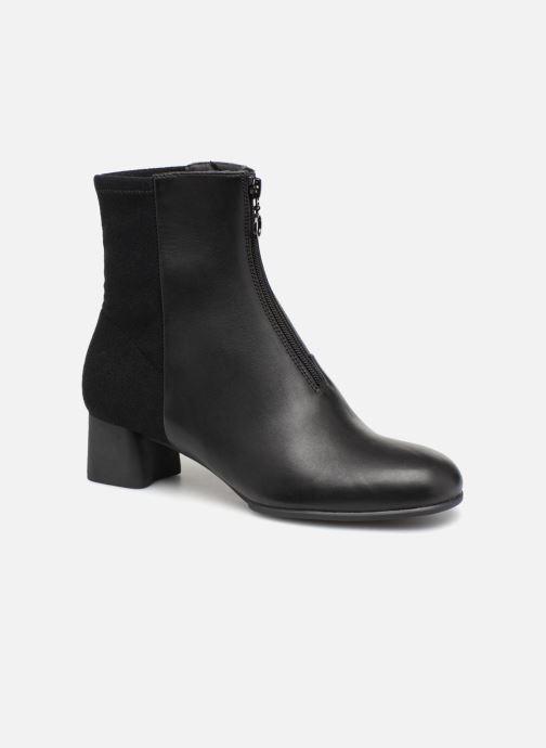Bottines et boots Camper Katie K400312 Noir vue détail/paire
