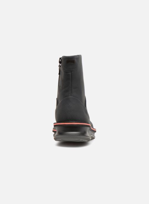 Bottines et boots Camper Rolling K400334 Noir vue droite