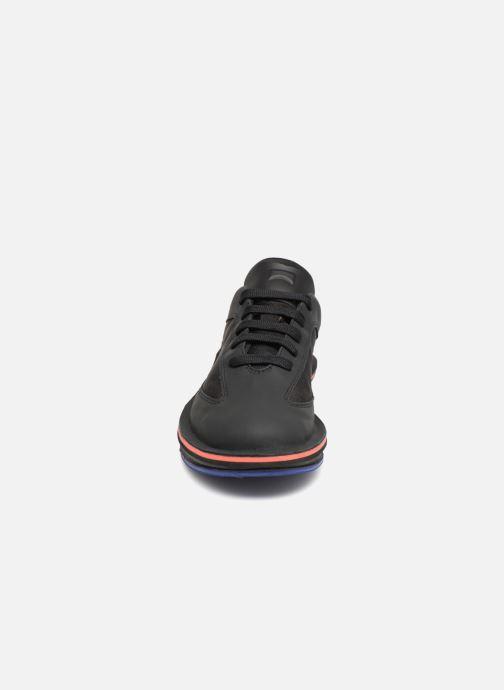 Baskets Camper Rolling K400742 Noir vue portées chaussures