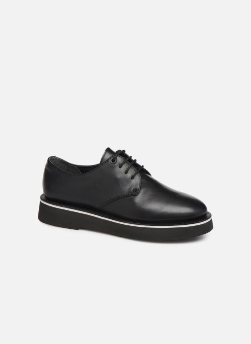 Chaussures à lacets Camper Tyra K200734 Noir vue détail/paire