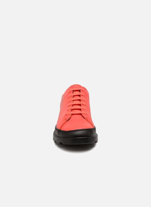 Baskets Camper Brutus K200551 Rose vue portées chaussures