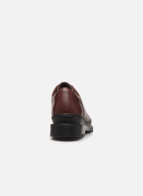 Sneakers Camper Brutus K200551 Bordò immagine destra