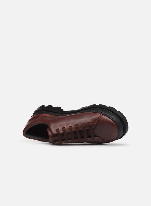 Sneakers Camper Brutus K200551 Bordò immagine sinistra