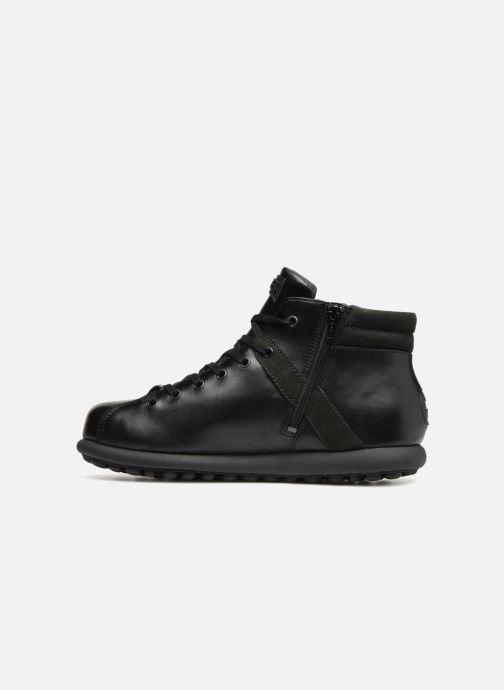 Sneakers Camper Pelotas Ariel K300232 Nero immagine frontale