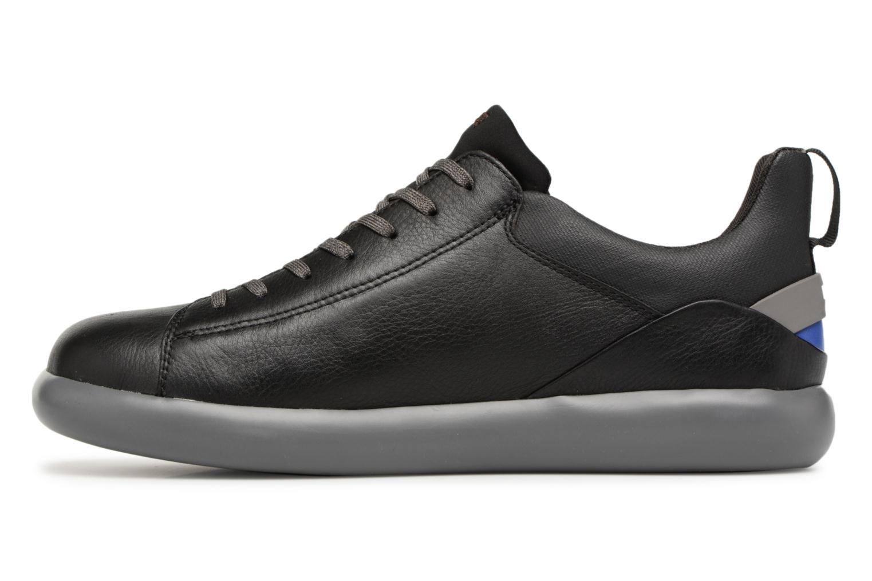 Sneakers Camper Pelotas Capsule XL K100374 Nero immagine frontale