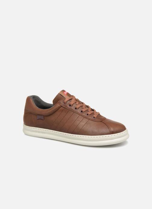 Sneaker Camper Runner Four K100227 braun detaillierte ansicht/modell
