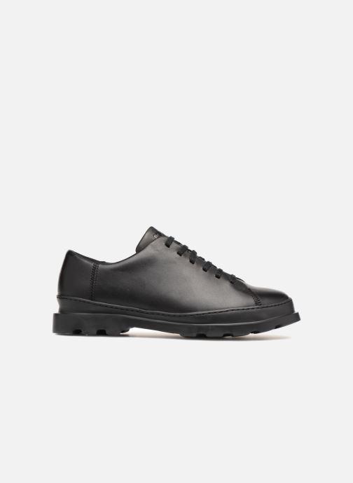 Zapatos con cordones Camper Brutus K100245 Negro vistra trasera