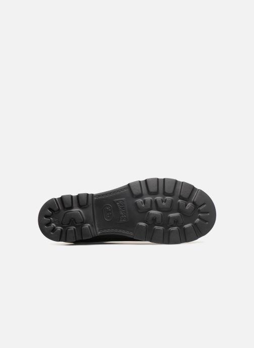 Zapatos con cordones Camper Brutus K100245 Negro vista de arriba