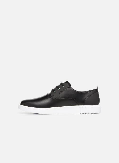 Zapatos con cordones Camper Bill K100356 Negro vista de frente