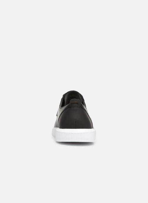 Zapatos con cordones Camper Bill K100356 Negro vista lateral derecha