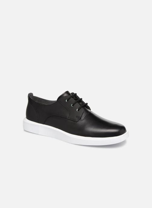 Zapatos con cordones Camper Bill K100356 Negro vista de detalle / par
