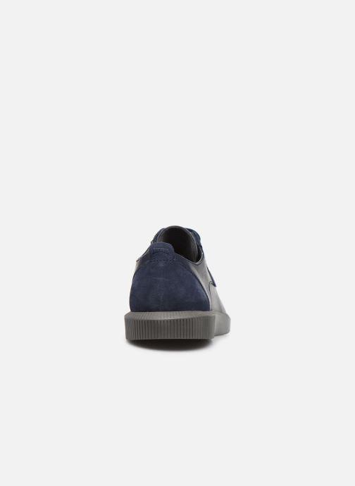 Chaussures à lacets Camper Bill K100356 Bleu vue droite