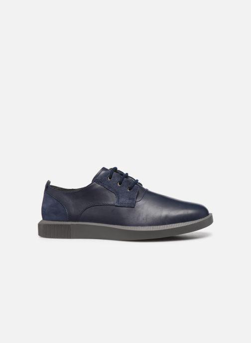 Zapatos con cordones Camper Bill K100356 Azul vistra trasera
