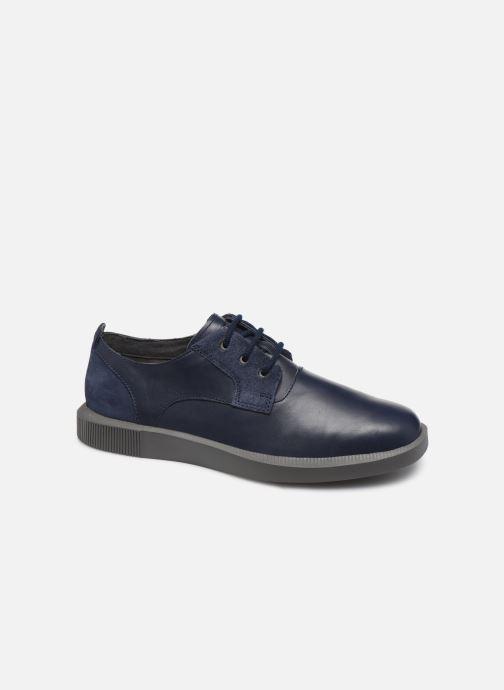 Zapatos con cordones Camper Bill K100356 Azul vista de detalle / par