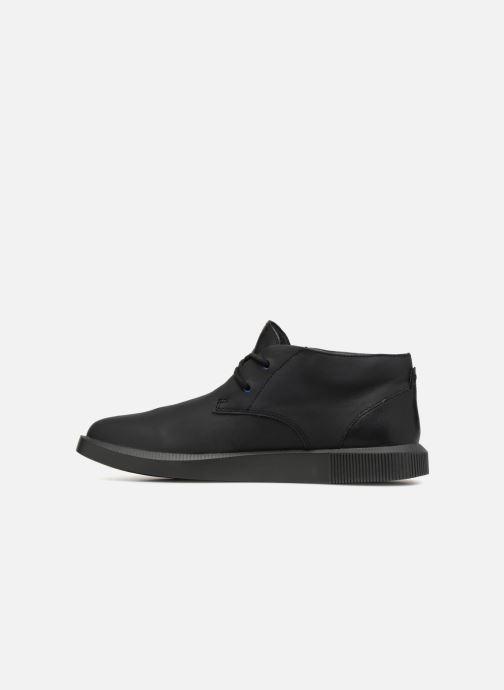 Chaussures à lacets Camper Bill K300235 Noir vue face